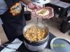 Chicken fajitas cooked with John Henry\'s Fajita seasoning.